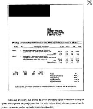 Hacienda sostiene que la trama de la SGAE desviaba dinero a sus propias empresas