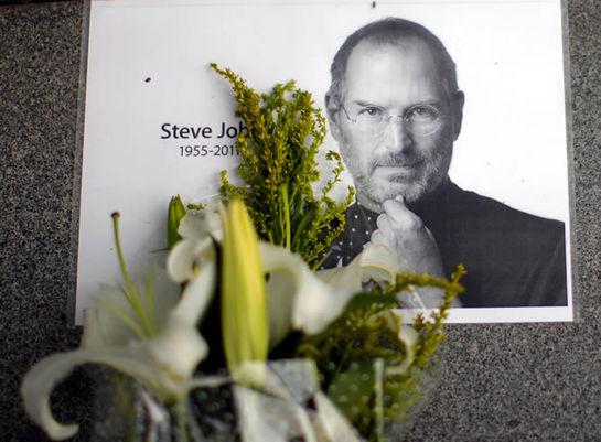 FOTOGALERIA: Adiós a Steve Jobs