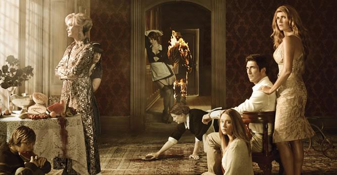 Imagen promocional de 'American Horror Story' en FX