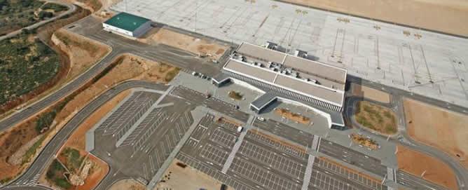 El aeropuerto sin aviones de Castellón