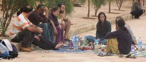 Compañeros de los secuestrados en el Protocolo de Rabuni