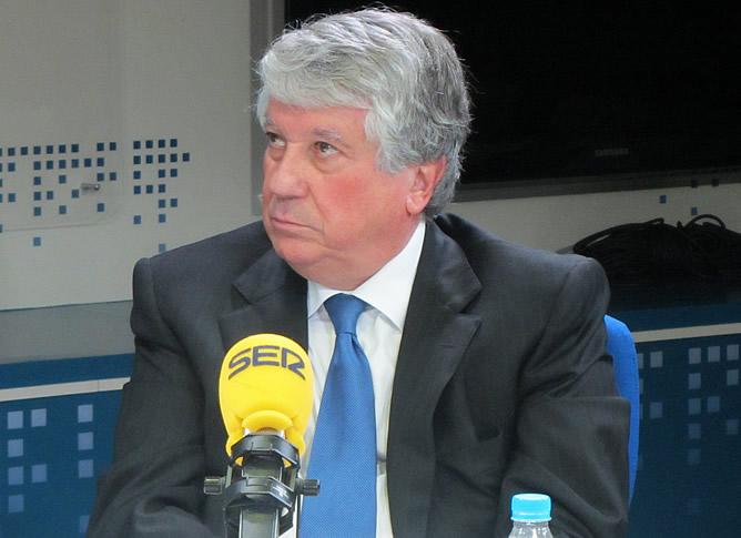 Arturo Fernández, vicepresidente de la CEOE, en la SER