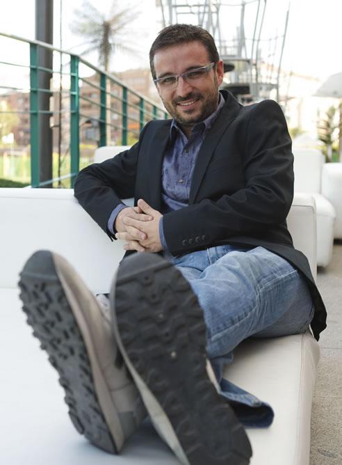 FOTOGALERIA: Jordi Évole, premiado como mejor presentador de televisión por 'Salvados'