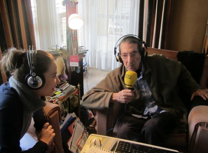Muere a los 83 años el fotoperiodista Enrique Meneses