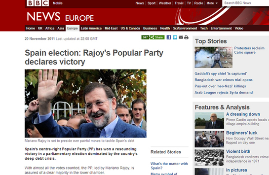 FOTOGALERIA: Portadas internacionales: 'BBC'