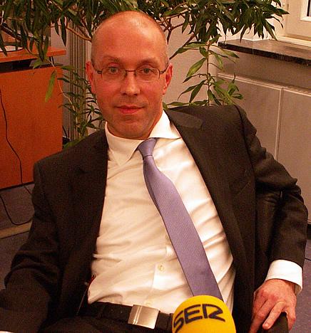 Jörg Assmussen, 'número dos' del todo poderoso ministro de Hacienda alemán