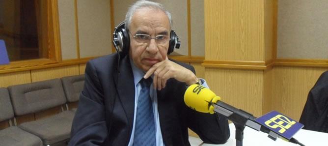 Alfonso Guerra, en la Cadena SER