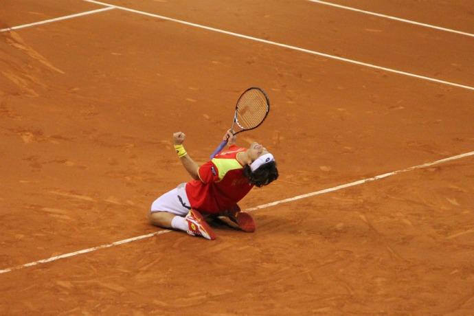 David Ferrer lidera la Armada en la eliminatoria contra Austria
