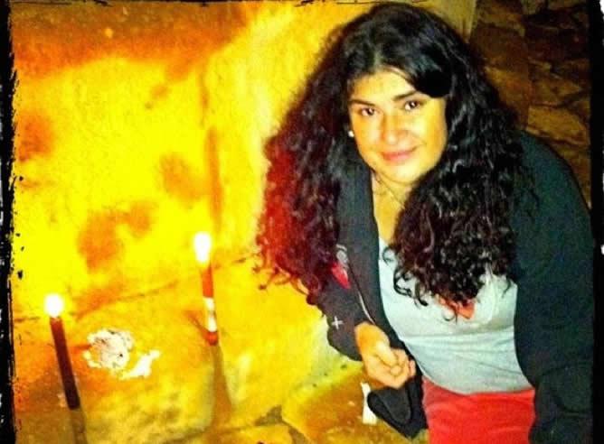 Lucía Etxebarria anuncia que deja de escribir por culpa de la piratería