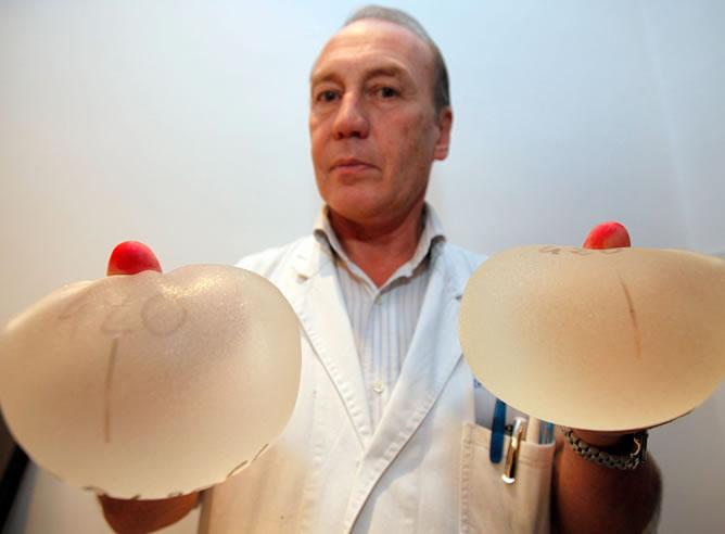 Allergan implanty los pechos