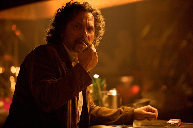 José Coronado, en un fotograma de la película 'No habrá paz para los malvados'