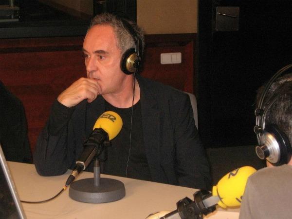 El cocinero Ferran Adrià tendrá que ir a juicio
