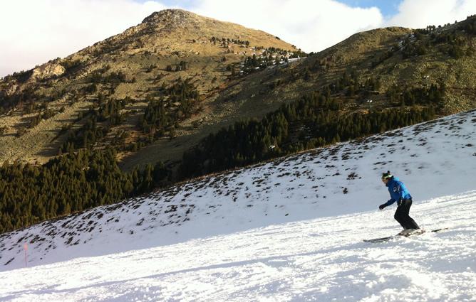 Pistas Ski Abiertas de Las Pistas Abiertas
