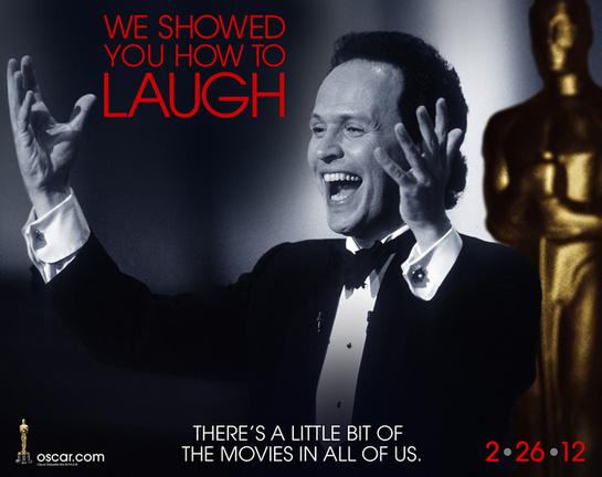FOTOGALERIA: Campaña de los Oscar 2012. Billy Crystal