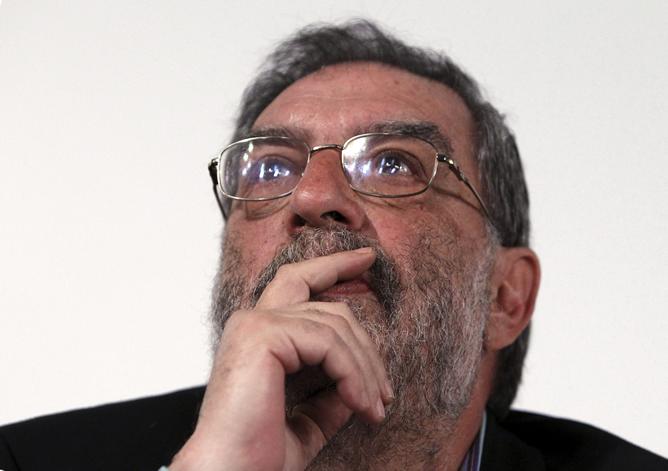 El productor y presidente de la Academia de Cine, Enrique González Macho