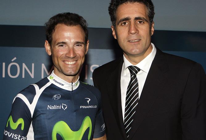 ¿Cuánto mide Alejandro Valverde? - Real height 1328056094_740215_0000000000_noticia_normal
