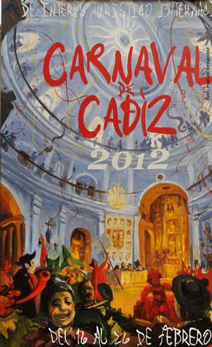 """La chirigota """"Los puretas del Caribe"""" vence el concurso de Carnaval de Cádiz"""