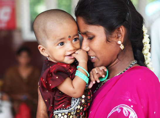 FOTOGALERIA: La importancia de la familia