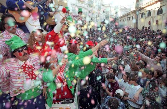 FOTOGALERIA: Carnaval de Cádiz 7