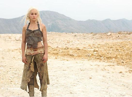 FOTOGALERIA: Daenerys Targaryen (Emilia Clarke)