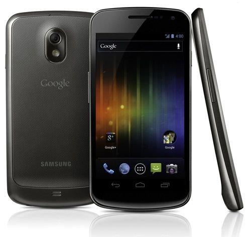 Galaxy Nexus utiliza el sistema operativo Android
