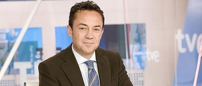 Sergio Sauca, periodista y narrador de los partidos de Champions en TVE