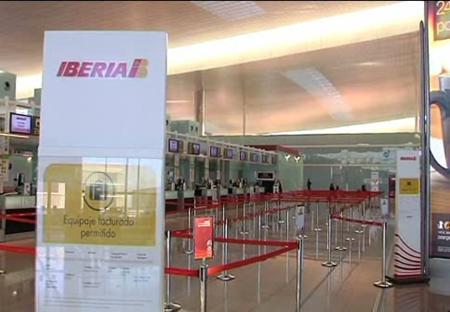 Iberia cancelará 125 vuelos este lunes por la huelga del Sepla