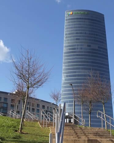 Los reyes inauguran en bilbao la torre iberdrola el - Arquitectos en bilbao ...