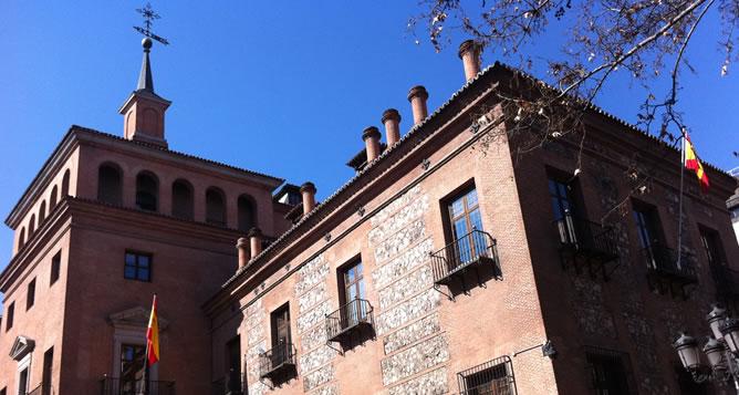 """La """"Casa de las Siete Chimeneas"""", lugar donde descansa el tesoro del Odyssey"""