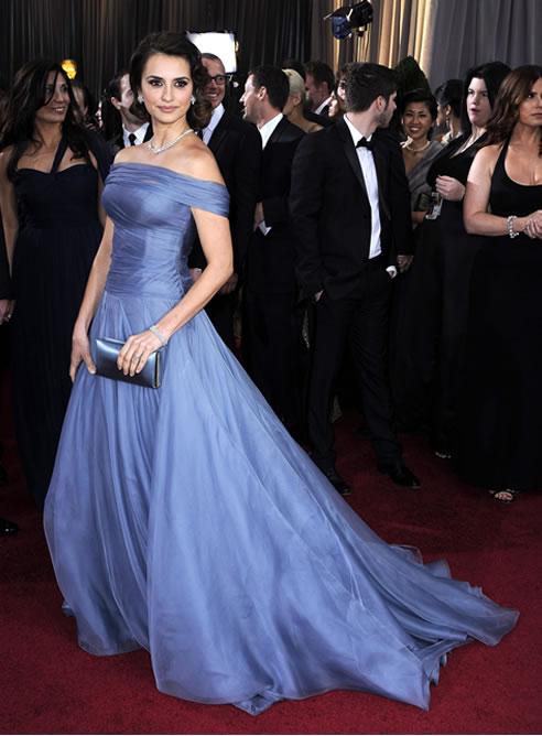 FOTOGALERIA: Oscar 2012: Penélope Cruz
