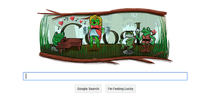 El doodle de Google hace un homenaje al compositor del 'Barbero de Sevilla'