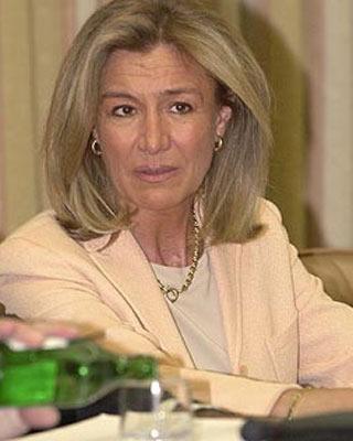 Pilar Valiente, recién nombrada jefe adjunta de la ONIF