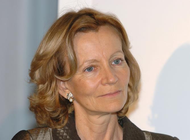 La exvicepresidenta económica Elena Salgado (EFE)
