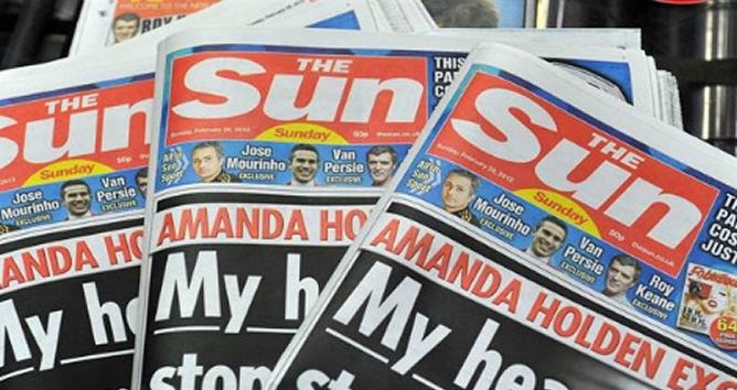 'The Sunday on Sun', publicación de Rupert Murdoch que reemplaza a 'The News of the World'