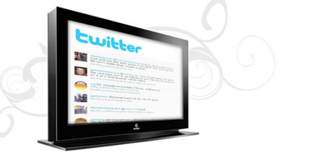 El fenómenos de Twitter y la televisión