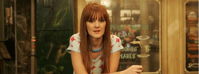 Ana Polvorosa, en una imagen promocional de la última temporada de 'Aída'