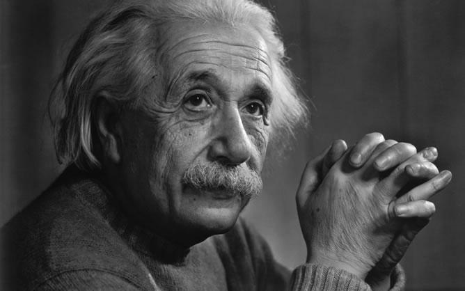 Albert Einstein, en una imagen de archivo