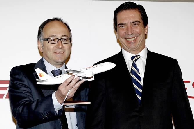 Pilotos Iberia Express de Iberia Express