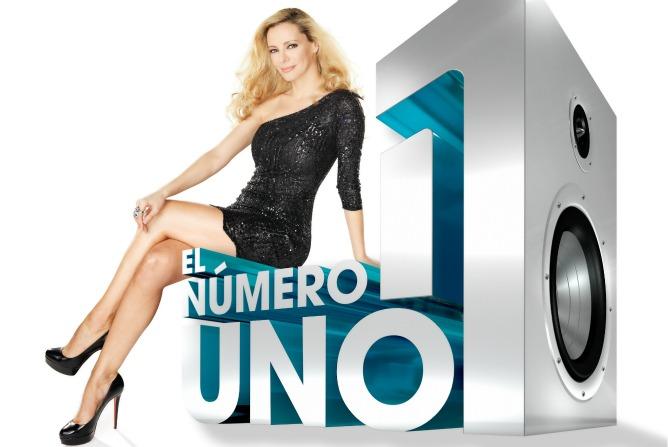 Paula Vázquez presenta el nuevo talent show de Antena 3, 'El Numero Uno'