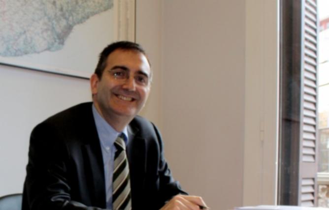 Josep Tous, Coordinador General de la Diputació de Barcelona