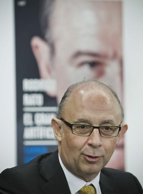 El ministro de Hacienda, Cristóbal Montoro (EFE)
