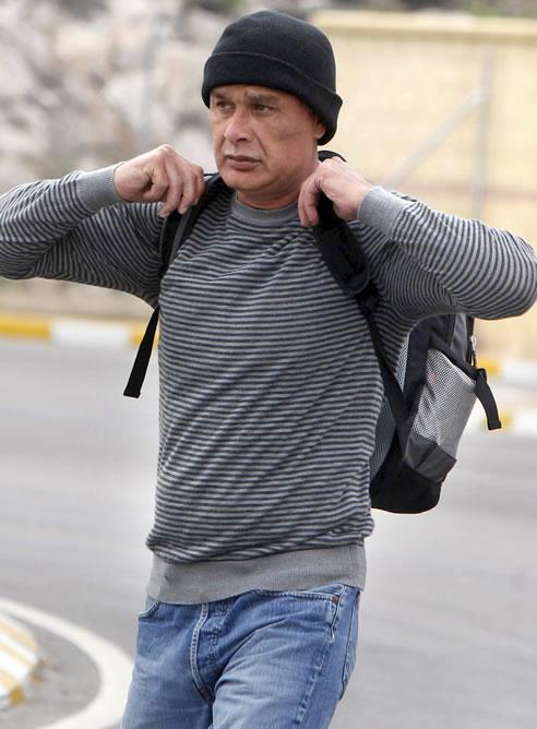 José Franco de la Cruz, alias <i>el Boca</i>, asesino de la niña de 9 años Ana María Jerez Cano, en 1991, tras salir de la prisión de Morón de la Frontera (Sevilla)