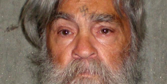 El conocido criminal estadounidense Charles Manson, de 77 años,  fue sentenciado a muerte en 1971 como responsable de la muerte de nueve personas