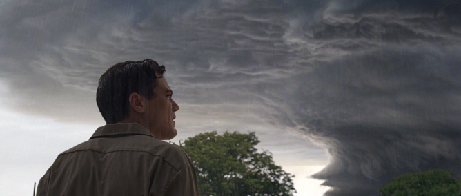 El actor Michael Shannon, en un fotograma de la película 'Take shelter'