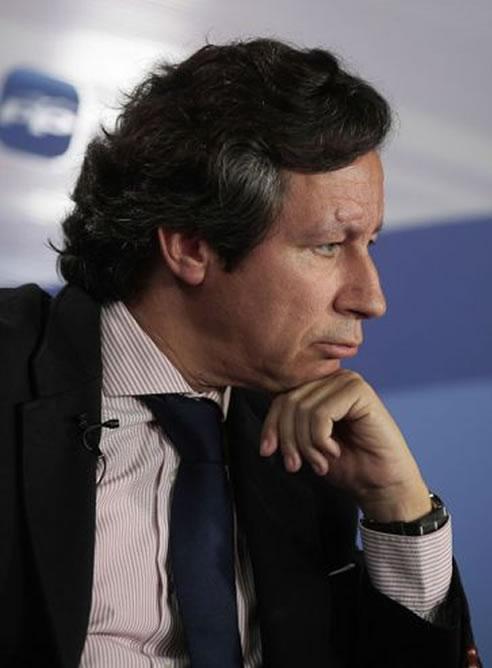 El vicesecretario de Organización y Electoral del PP, Carlos Floriano (EP)