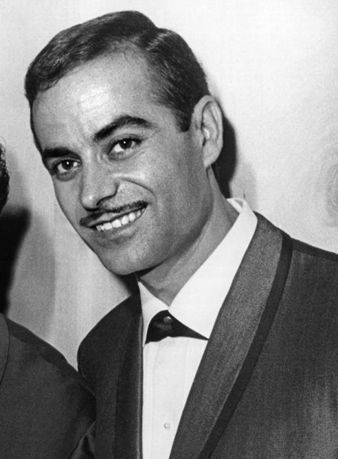 Fotografía de archivo del 24 de septiembre de 1962 tomada al cantante José Guardiola