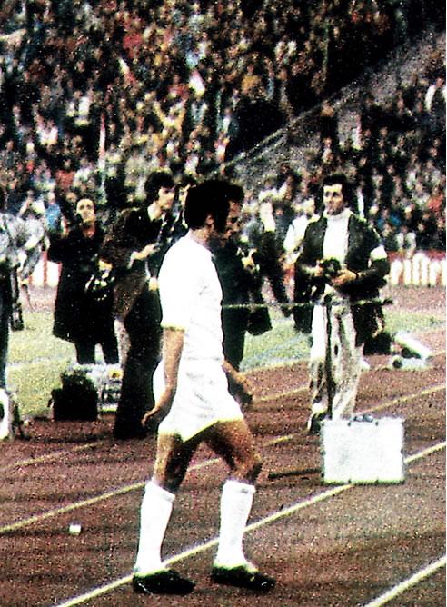 FOTOGALERIA: 14-04-1976. Bayern de Múnich 2 - Real Madrid 0 (vuelta de semifinales)
