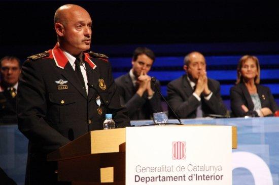 Un comisario avisa a los violentos de que los Mossos van a por ellos y lo pagarán caro