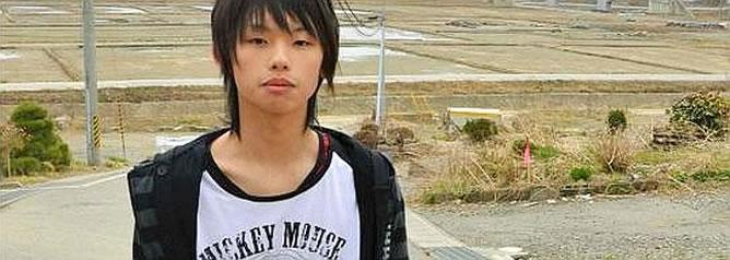 Misaki Murakami, el joven que ha encontrado su balón después de perderlo todo en el tsunami