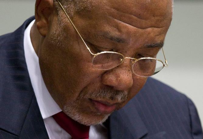 El expresidente de Liberia Charles Taylor, culpable de crímenes de guerra en Sierra Leona